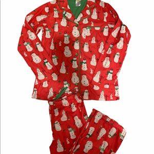 Munki Munki fleece Pajamas